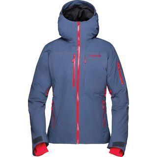 Norrona lofoten Gore-Tex insulated Jacket W's, vintage indigo - Skijacke