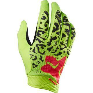 Fox Demo Air Glove, flow yellow - Fahrradhandschuhe