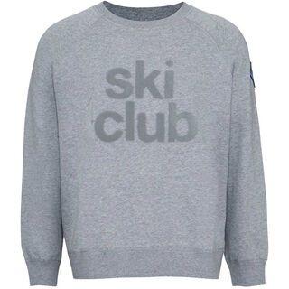 Black Crows Ski Club Sweatshirt, grey - Pullover