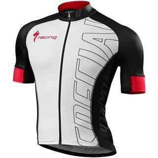 Specialized SL Expert Jersey, black/white team - Radtrikot