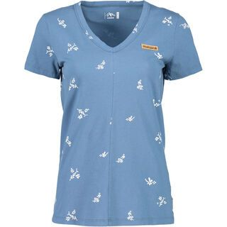 Maloja TurbaM., blueberry - T-Shirt