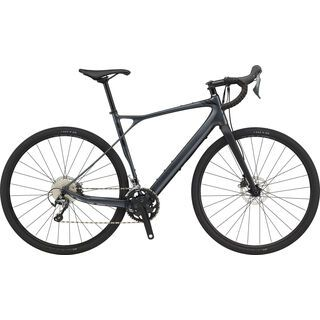GT Grade Carbon Elite 2020, satin gunmetal/black - Gravelbike