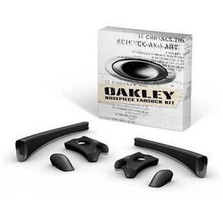 Oakley Flak Jacket Earsocks & Nosepieces, Black - Ersatzteile