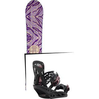 Set: Bataleon Push Up 2017 + Burton Escapade (1712754S)