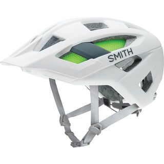 Smith Rover, matte white - Fahrradhelm