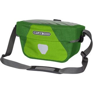 Ortlieb Ultimate Six Plus 5 L - ohne Halterung lime-moss green