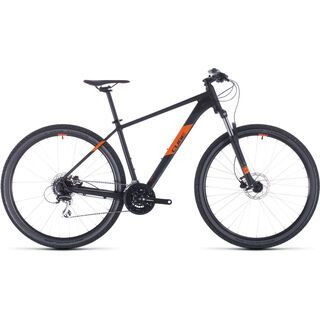 Cube Aim Pro 27.5 2020, black´n´orange - Mountainbike