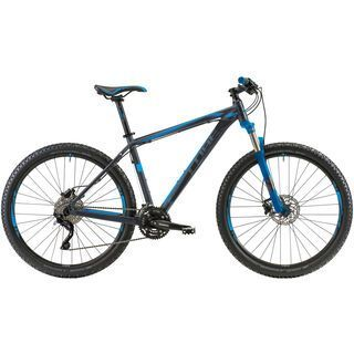 Cube Attention 27.5 2014, grey/black/blue - Mountainbike