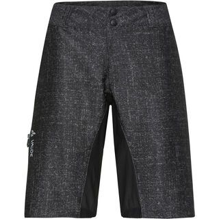 Vaude Women's Ligure Shorts inkl. Innenhose, phantom black - Radhose