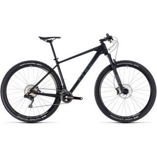 Cube Reaction C:62 ONE 2018, carbon´n´grey - Mountainbike