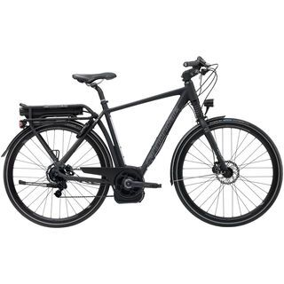 Cannondale E-Series 1 Headshok Men Alfine 300Wh. New HMI 2013, jet black matte - E-Bike
