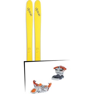 Set: DPS Skis Wailer 112 2017 + G3 Ion LT 12 (1716249)