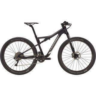 Cannondale Scalpel-Si Black Inc. 27.5 2018, black/chrome/cashmere - Mountainbike