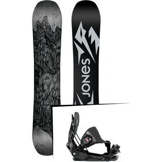 Set: Jones Ultra Mountain Twin 2019 + Flow Minx (1908515S)