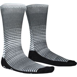 ION Socks Mid Ace, black - Radsocken