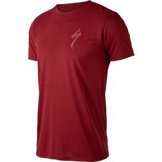 Specialized Men's T-Shirt, crimson - Radtrikot