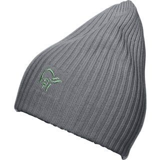 Norrona /29 lumberjack Beanie, dark grey - Mütze