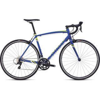 Specialized Allez E5 Sport 2016, blue/hyper/white - Rennrad