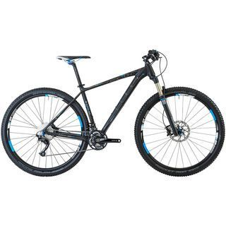 Cube Reaction SL 29 2013, black anodized - Mountainbike