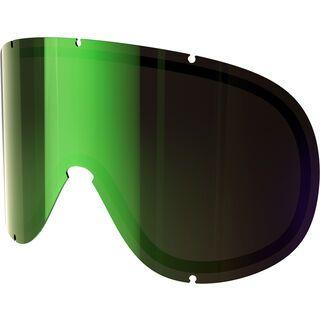 POC Retina Big Wechselscheibe, persimmon green mirror - Wechselscheibe
