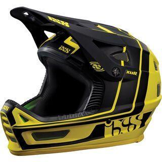 IXS Xult, yellow/black - Fahrradhelm