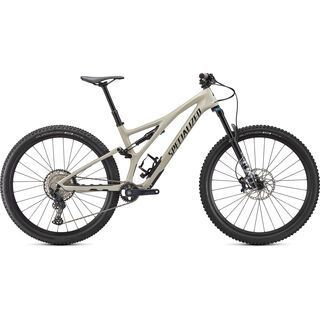 Specialized Stumpjumper Comp 2021, white mountains/black - Mountainbike