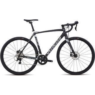 Specialized CruX Sport E5 2018, black/charcoal/silver - Crossrad