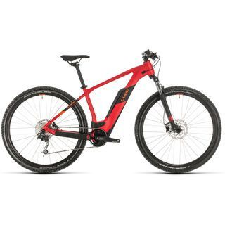 Cube Reaction Hybrid ONE 29 2020, red´n´orange - E-Bike