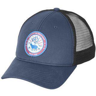 Ortovox Stay In Sheep Trucker Cap night blue