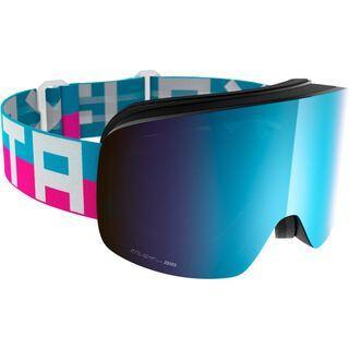 Flaxta Prime, pink/flaxta blue/Lens: enlight blue mirror