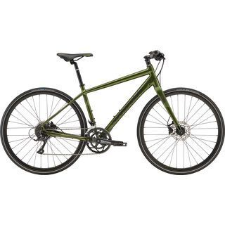 Cannondale Quick Disc 3 2019, vulcan - Fitnessbike