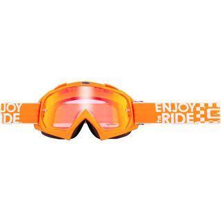 ONeal B-Flex Launch orange/lens: radium