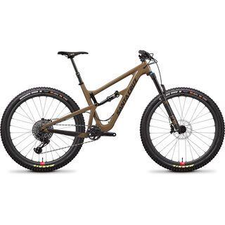 Santa Cruz Hightower LT C S Reserve 2019, clay/carbon - Mountainbike
