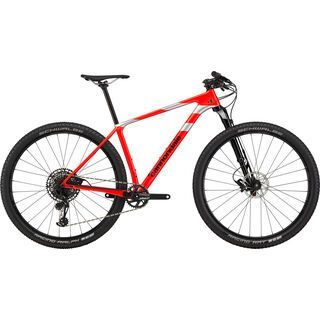 Cannondale F-Si Carbon 3 2020, acid red - Mountainbike