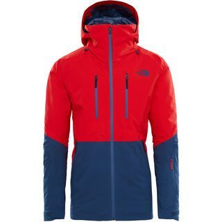 The North Face Mens Anonym Jacket, centennial red/shady blue - Skijacke