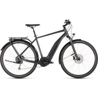 Cube Touring Hybrid 400 2019, iridium´n´black - E-Bike