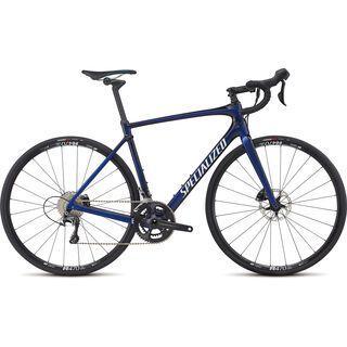 Specialized Roubaix Comp 2017, blue/black - Rennrad