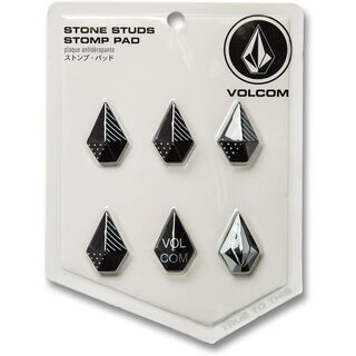 Volcom Stone Studs Stomp, black