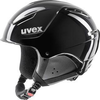 *** 2. Wahl *** uvex p1us, black - Skihelm   Größe 55-59 cm