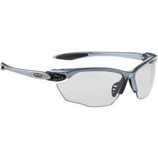 Alpina Twist Four VL+, tin black/Lens: varioflex+ black - Sportbrille