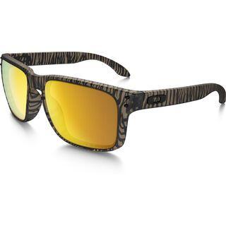 Oakley Holbrook Urban Jungle, matte sepia/Lens: 24k iridium - Sonnenbrille