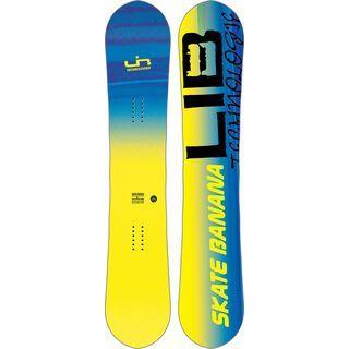 Lib Tech Skate Banana Narrow 2018, yellow - Snowboard