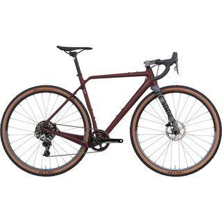 Rondo Ruut CF2 2020, burgundy/gray - Gravelbike