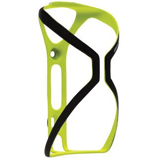 Blackburn Cinch Carbon Cage, hi viz yellow - Flaschenhalter