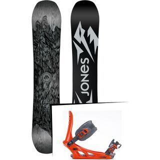 Set: Jones Ultra Mountain Twin 2019 + K2 Formula (1919525S)