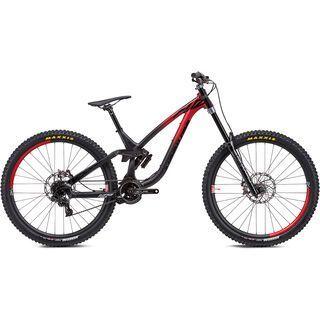 NS Bikes Fuzz 29 1 2020, black/red - Mountainbike