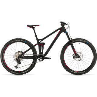 Cube Sting WS 140 HPC Race 2020, carbon´n´rubinred - Mountainbike