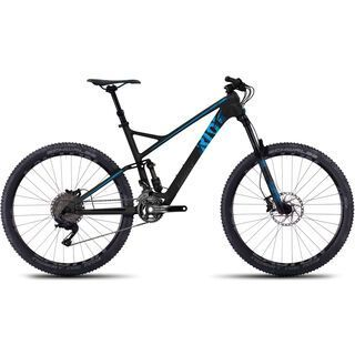 Ghost Riot LC 6 2016, black/blue - Mountainbike