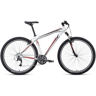 Specialized Hardrock Sport 29 2014, White/Red/Black - Mountainbike