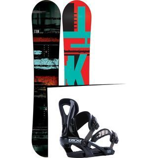 Set: K2 Raygun 2016 + Ride LX (1178197S)